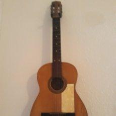Instrumentos musicales: GUITARRA ANTIGUA CASA RICARDO SANCHIS CADETE. Lote 232418340
