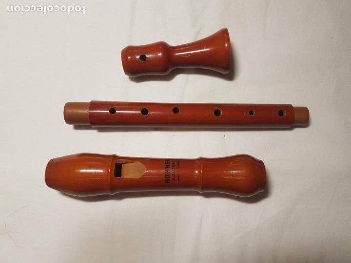 Instrumentos musicales: flauta de pico Alto o contraalto HOHNER KONZERT - Foto 7 - 232878145