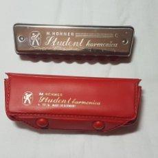 Instrumentos musicales: ARMONICA HOHNER. Lote 232882933