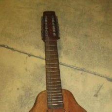Instrumentos musicales: LAUD ANTIGUO, FABRICADO POR HIJOS DE VICENTE TATAY, VALENCIA. Lote 232940190