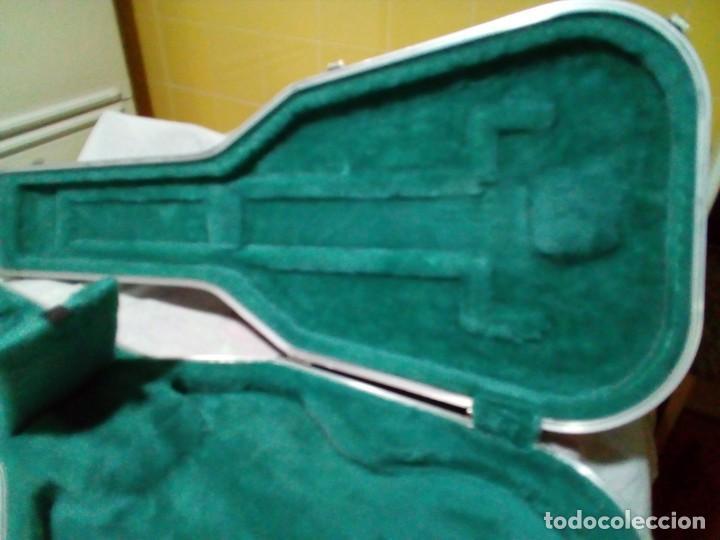Instrumentos musicales: FUNDA RÍGIDA DE GUITARRA MARCA CIBELES - Foto 7 - 233179570