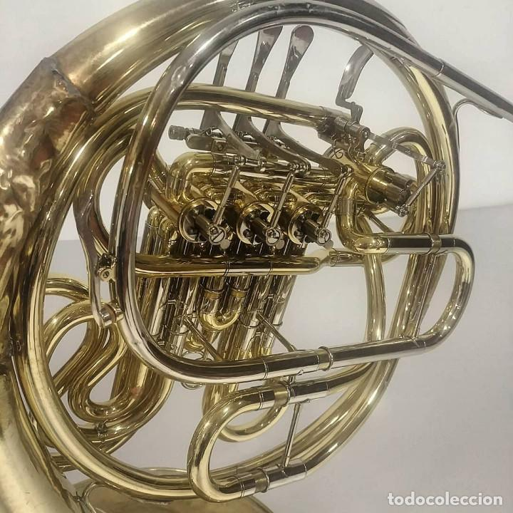 Instrumentos musicales: Trompa Gara (Instrumento viento-metal) [Horn] || jrsanchezantiques - Foto 2 - 233500455