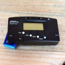 Instrumentos musicales: AFINADOR WASBURN ENTRADA JACK O CON SU MICRO.. Lote 233511180