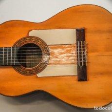 Instrumentos musicales: GUITARRA ALFONSO CHECA. Lote 234357505