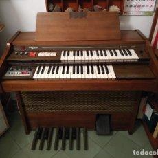 Instrumentos musicales: ÓRGANO ELECTRÓNICO ELGAM 237. Lote 234425045