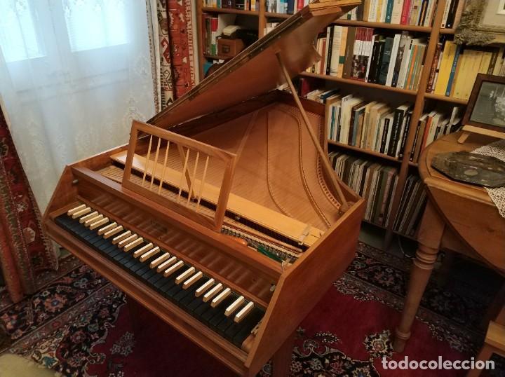CLAVECÍN WITTMAYER (Música - Instrumentos Musicales - Pianos Antiguos)