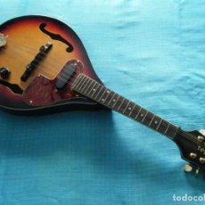Instrumentos musicales: MANDOLINA ELECTRO ACÚSTICA TENAYO. Lote 234700060