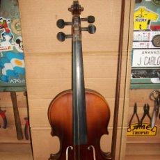 Instruments Musicaux: ANTIGUO VIOLIN CHECOSLOVACO. Lote 234753710