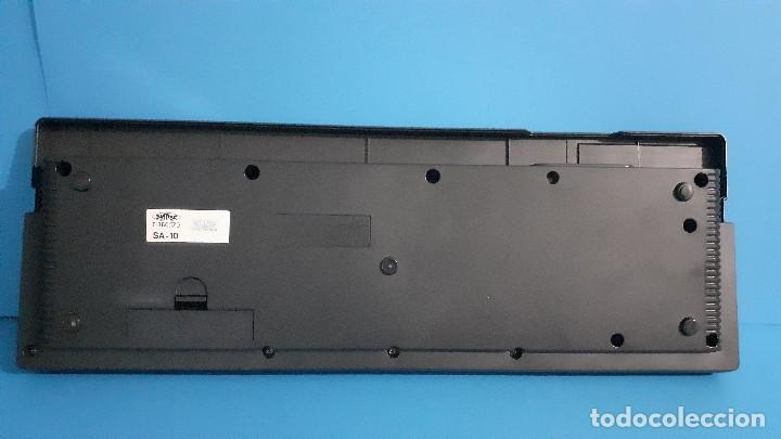 Instrumentos musicales: Organo teclado casio. Tone bank SA-10. Funcionando. - Foto 3 - 234826510