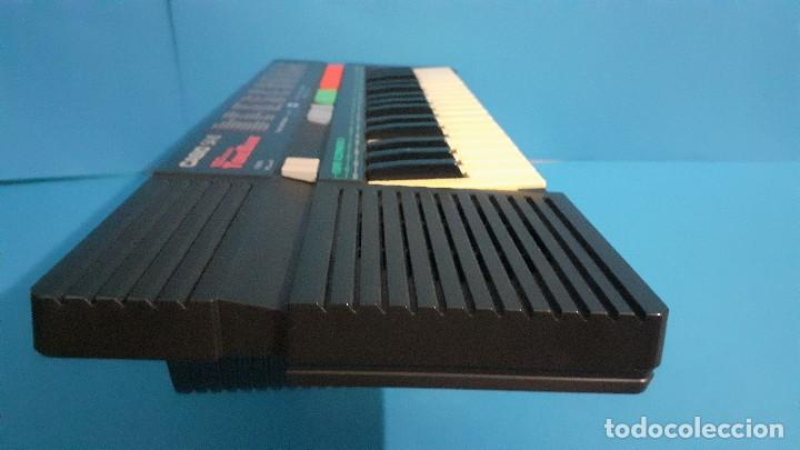 Instrumentos musicales: Organo teclado casio. Tone bank SA-10. Funcionando. - Foto 8 - 234826510
