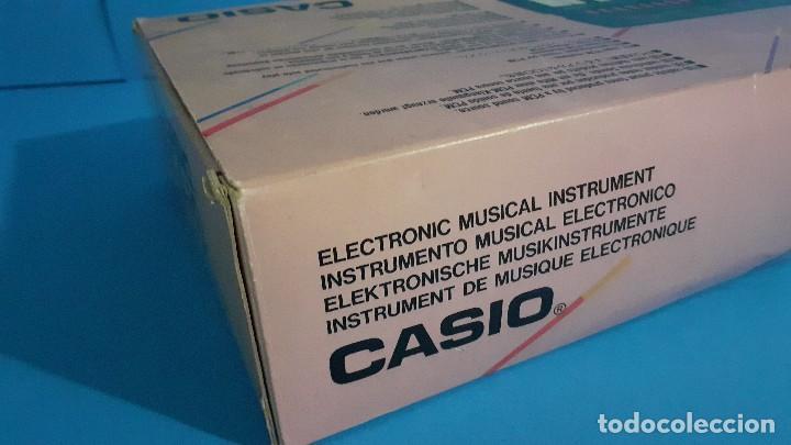 Instrumentos musicales: Organo teclado casio. Tone bank SA-10. Funcionando. - Foto 20 - 234826510