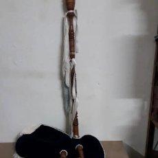 Instrumentos musicales: EXCELENTE GAITA DE LUJO CON MADERA NOBLE. Lote 235023385