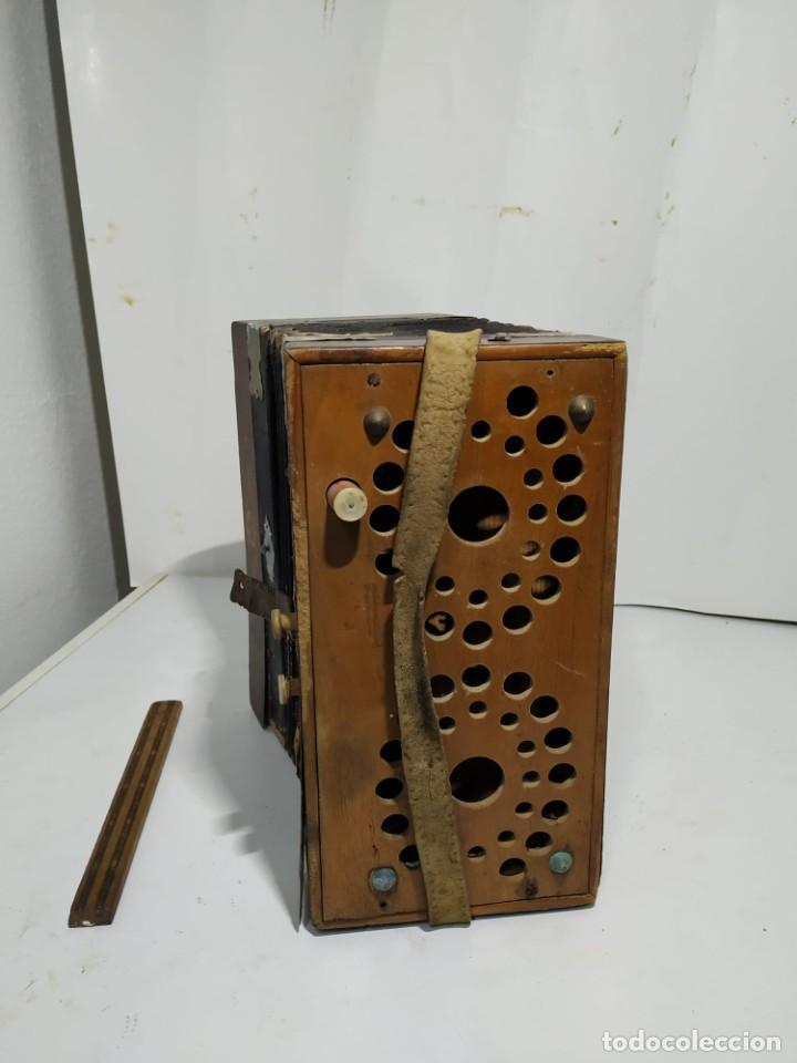 ACORDEÓN ANTIGUO (Música - Instrumentos Musicales - Viento Madera)