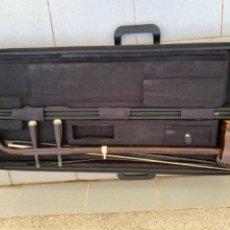Instrumentos musicales: ERHU VIOLIN CHINO EN ESTUCHE. Lote 235283820