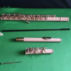 Instrumentos musicales: FLAUTA MENDINI BY CECILIO TAL CUAL COMO SE VE. Lote 235299560