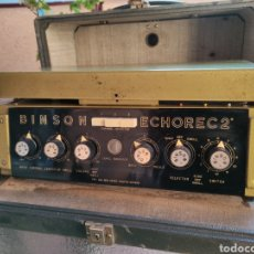 Instrumentos musicales: BINSON ECHOREC2°. Lote 235417925