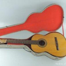 Instrumentos musicales: GUITARRA TELESFORO JULVE PARA RESTAURAR. Lote 235470570