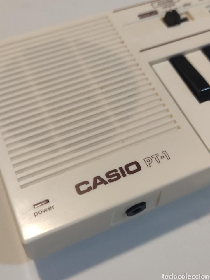 Instrumentos musicales: CASIO PT-1 - Foto 5 - 235566455