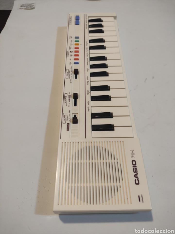 CASIO PT-1 (Música - Instrumentos Musicales - Teclados Eléctricos y Digitales)