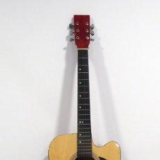 Instrumentos musicales: GUITARRA ACUSTICA. CUTAWAY. 105 X 41 X 13 CMS. BUEN ESTADO VER FOTOS. Lote 235989560