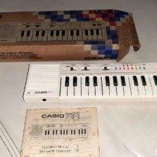 Instrumentos musicales: CASIO PT - 1. FUNCIONANDO PERFECTAMENTE. Lote 236032235