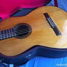 Instrumentos musicales: GUITARRA ENRIQUE GARCÍA. Lote 236103000