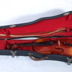Instrumentos musicales: VIOLÍN GRAND CONCERT JÉRÔME THIBOUVILLE-LAMY & CIE. CON SU ESTUCHE. Lote 236133080