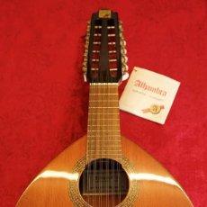 Instrumentos musicales: ALHAMBRA BANDURRIA 3C. Lote 236200440