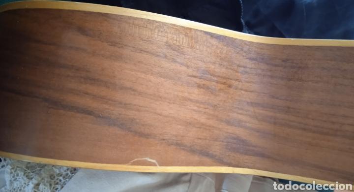 Instrumentos musicales: antigua guitarra española instrumentos musicales casa David gijon - Foto 3 - 236542885