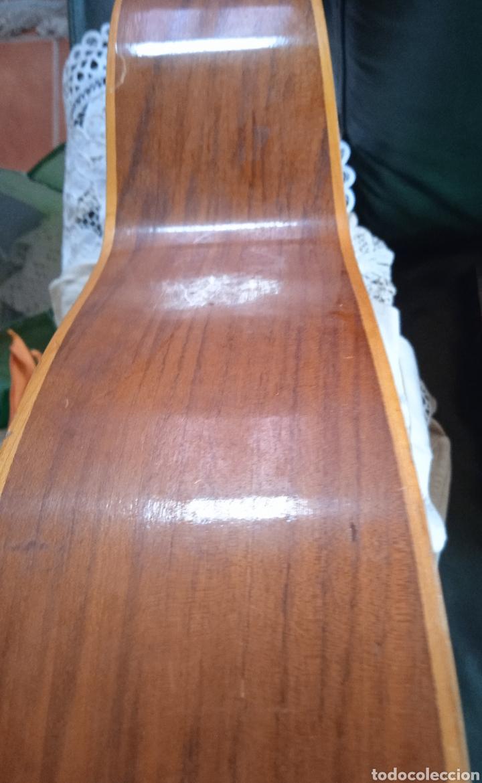 Instrumentos musicales: antigua guitarra española instrumentos musicales casa David gijon - Foto 16 - 236542885