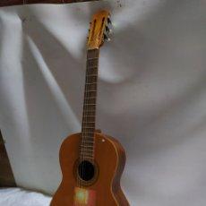 Instrumentos musicales: ANTIGUA GUITARRA ESPAÑOLA. Lote 236556100