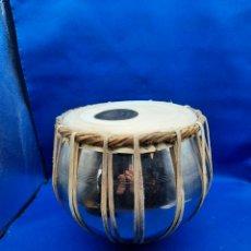 Instrumentos musicales: BONITO TAMBOR INDIO TABLÁ. Lote 236824190