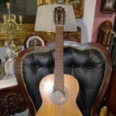 Instrumentos musicales: GUITARRA ESPAÑOLA PARA RESTAURAR. Lote 237132970