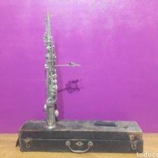 Instrumentos musicales: INTRUMENTO DE VIENTO. Lote 237175005