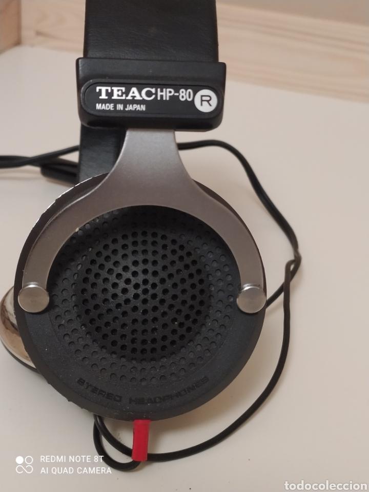 Instrumentos musicales: AURICULARES TEAC HP 80 - Foto 8 - 205783281