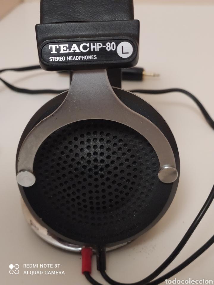 Instrumentos musicales: AURICULARES TEAC HP 80 - Foto 9 - 205783281