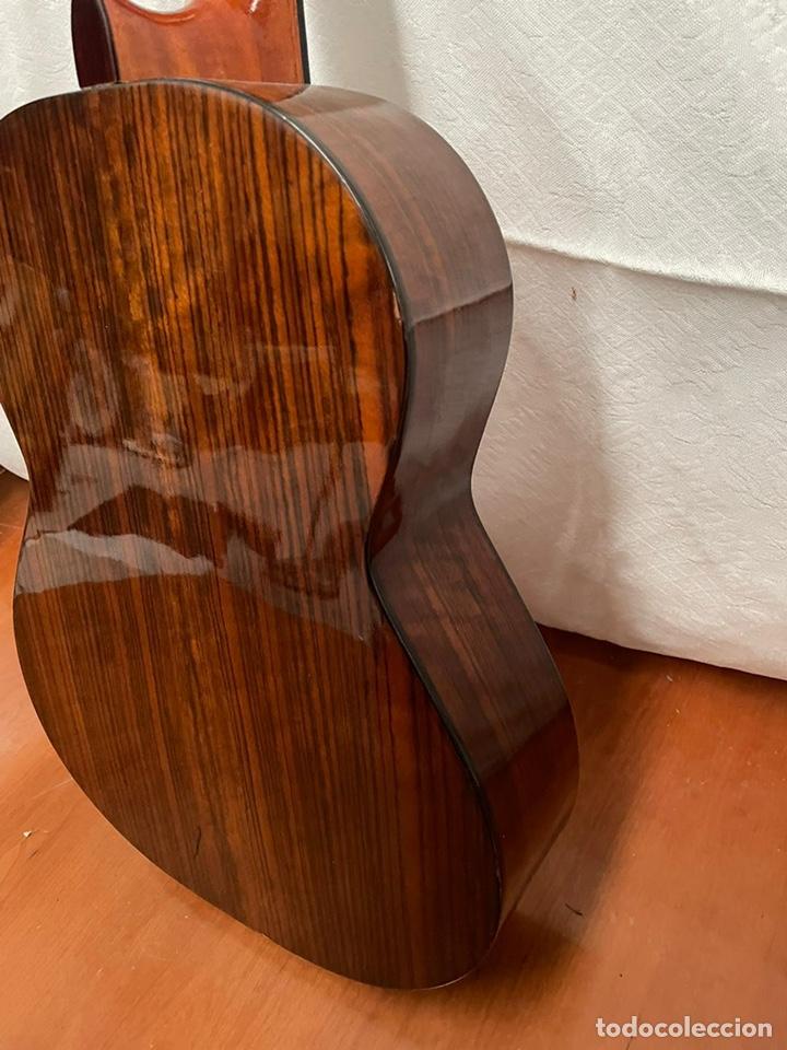 Instrumentos musicales: Guitarra española almirante - Foto 5 - 237328095