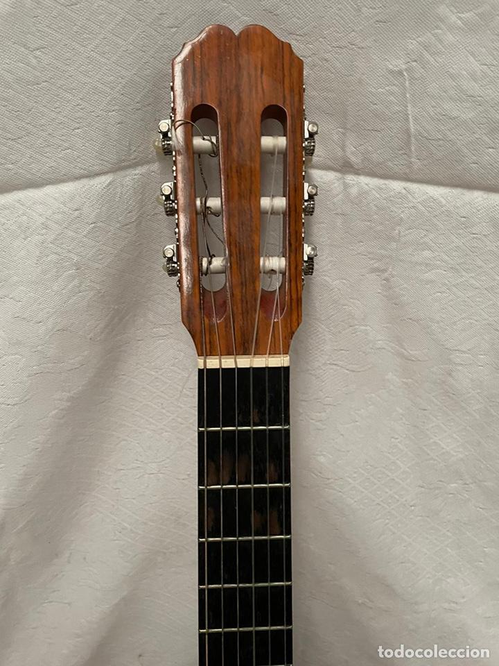 Instrumentos musicales: Guitarra española almirante - Foto 8 - 237328095