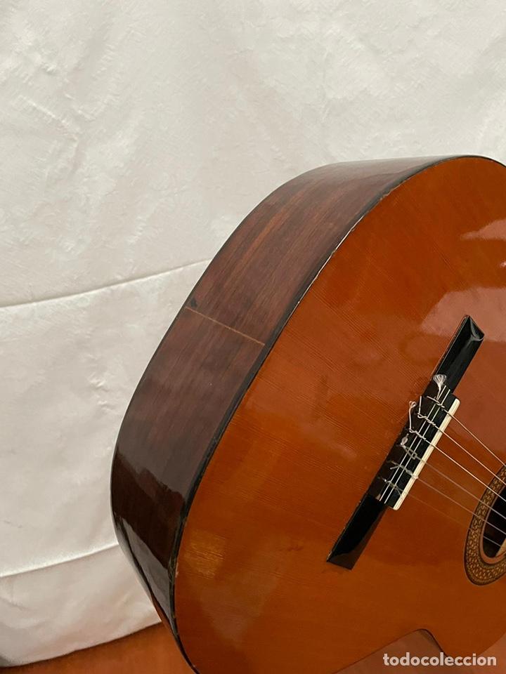 Instrumentos musicales: Guitarra española almirante - Foto 9 - 237328095