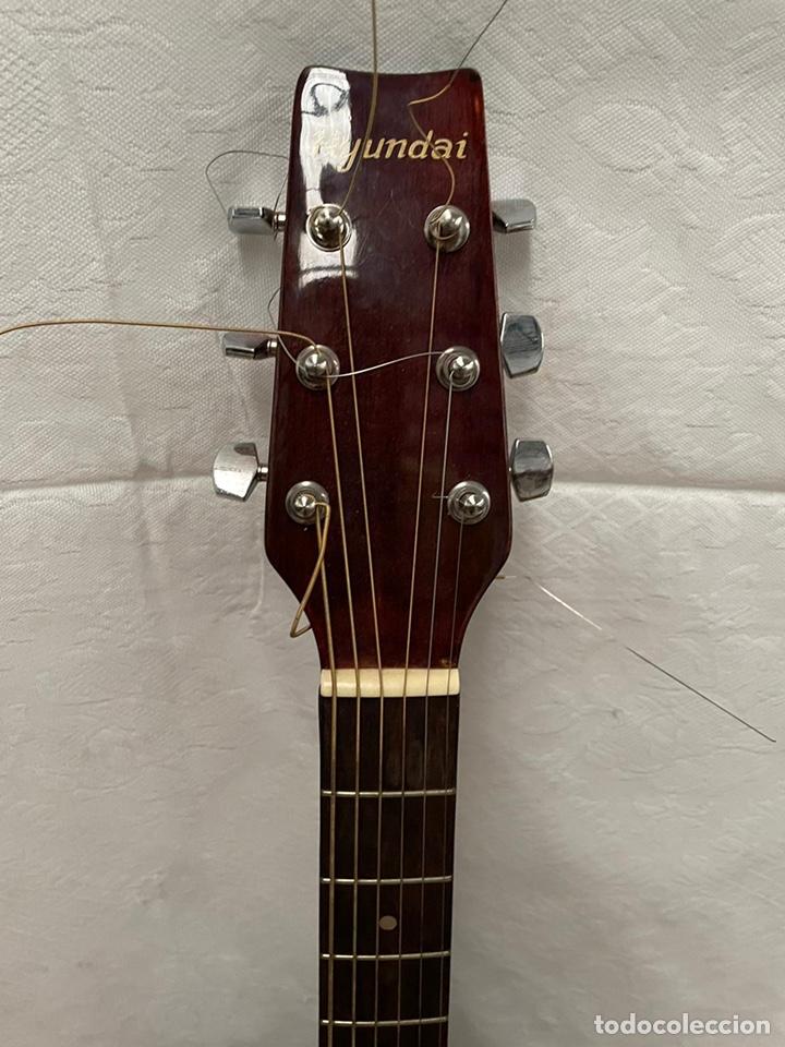 Instrumentos musicales: Guitarra Hyundai Modelo HD -815 - Foto 2 - 237328440