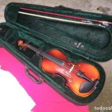 Instrumentos musicales: VIOLIN EN BUEN ESTADO DE LA CONOCIDA MARCA MAXTONE VERR. Lote 237337715