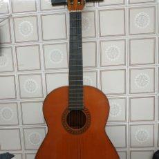Instrumentos musicales: GUITARRA AÑOS 70 MARCA RITMO ALMERÍA. Lote 237463630