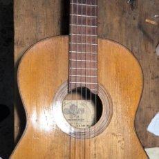 Instrumentos musicales: GUITARRA CASA GONZÁLEZ (MADRID). Lote 237547940