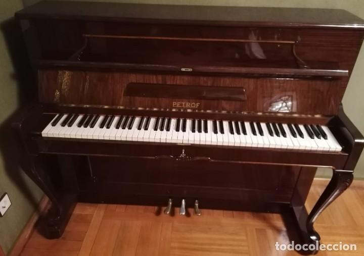 Instrumentos musicales: Piano Petrof - Foto 4 - 237648720