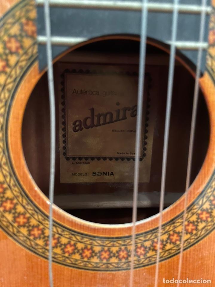 Instrumentos musicales: GUITARRA ADMIRAL - Foto 3 - 237687165