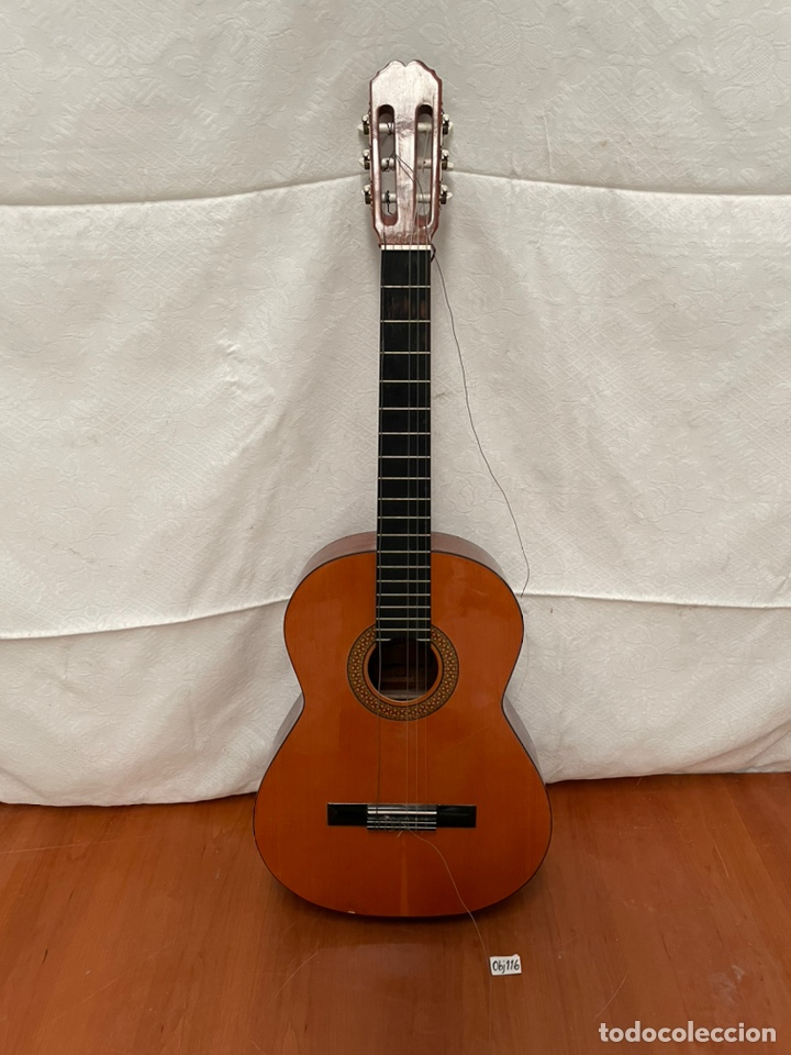 GUITARRA ADMIRAL (Música - Instrumentos Musicales - Guitarras Antiguas)