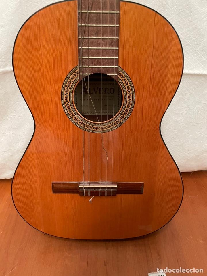 Instrumentos musicales: GUITARRA ALVERO - Foto 2 - 237687445