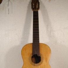 Strumenti musicali: GUITARRA PEDRO MANZANERO. Lote 237982160
