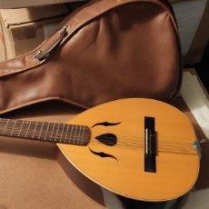 Instrumentos musicales: LAÚD DE LOS 90, IMPECABLE CON FUNDA ACOLCHADA Y ASA TRANSPORTAR. Lote 238538370