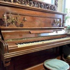 Instrumentos musicales: PIANO DE PARED CHASSAIGNE FRÉRES. Lote 238581185